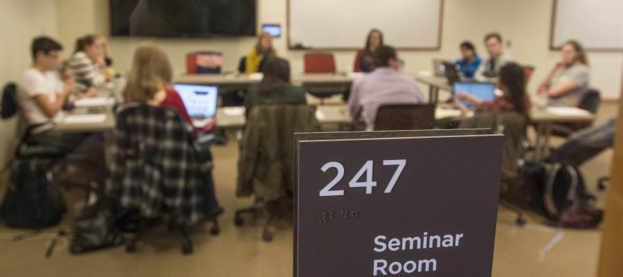UChicago Social Sciences seminar